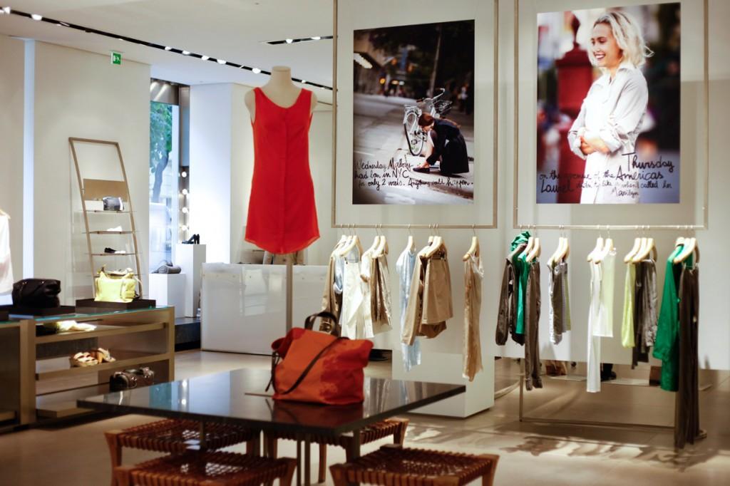 Jil Sander Store