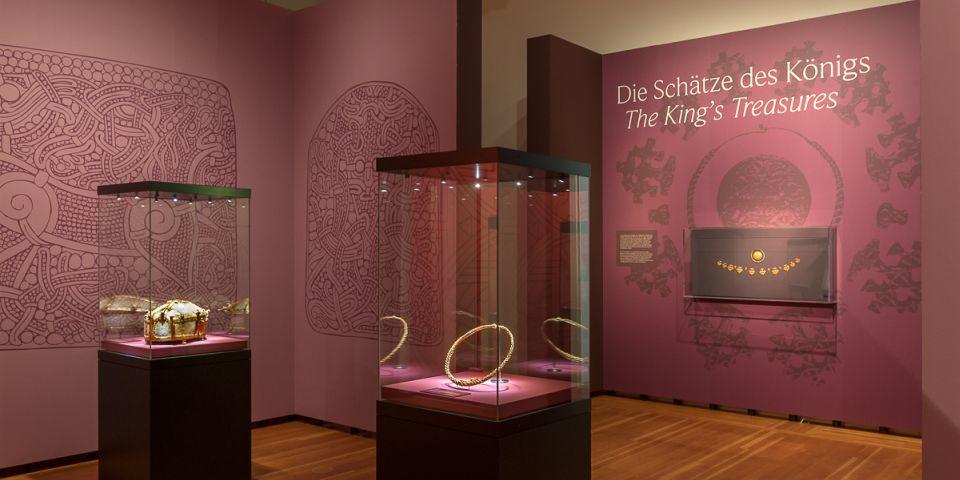 Ausstellung Die Wikinger