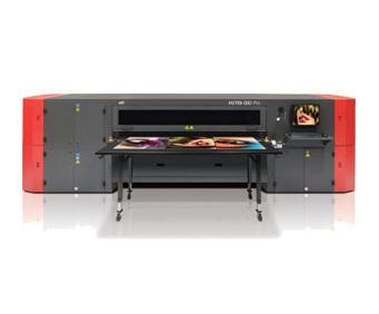 Digitaldruck Maschine